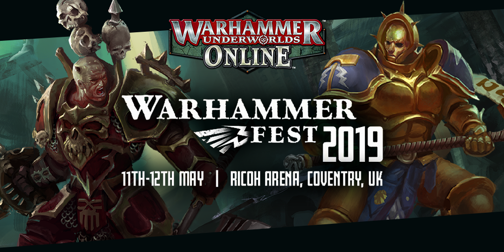 First playable demo available at Warhammer Fest 2019